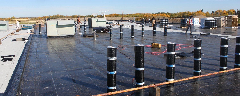 commercial roof edmonton