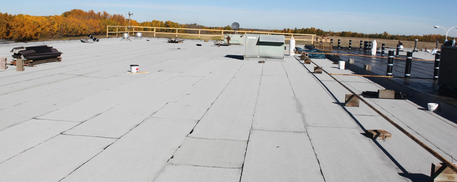 Edmonton Flat Roofing Company - Pearl Roofing