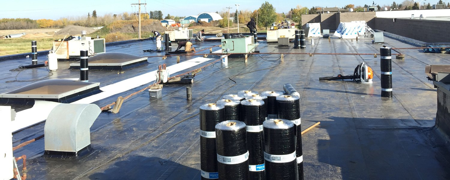 Pearl Roofing Flat Roofing